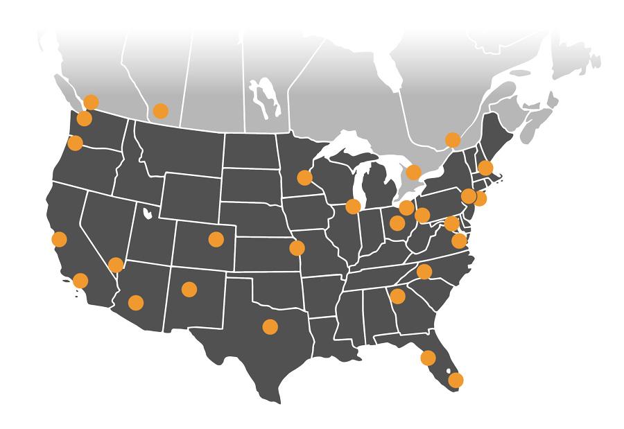 Potential Tour Locations