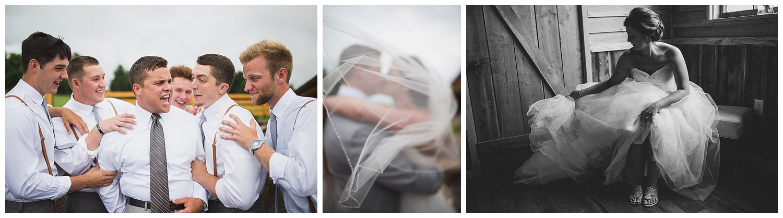 Caitlin + Tyler | Beautiful Summer Wedding at the Barns at Chip Ridge in Abingdon, Virginia