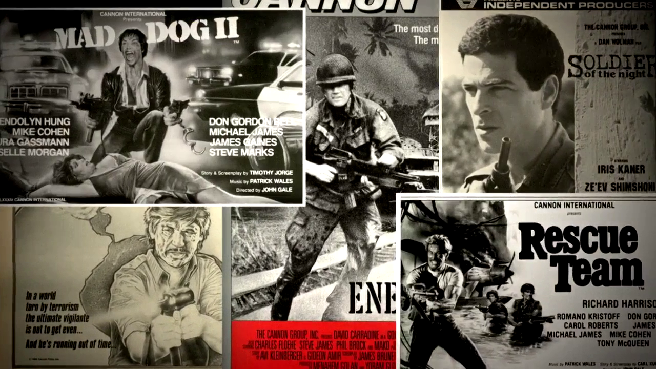 The lesson? - To succeed as a filmmaker, each one of your movies will NEED an AMAZING POSTER.
