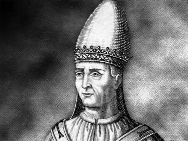 Pope Stephen II