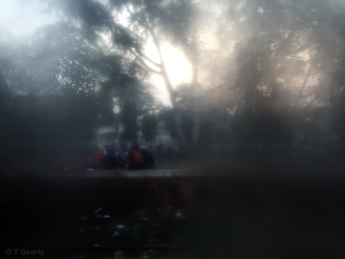 Agra Train #278