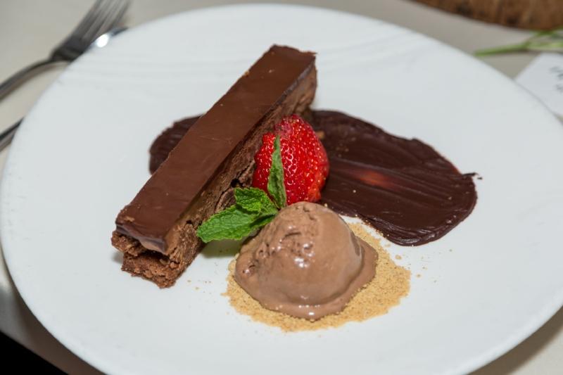 Dessert!!!!  Peanut Butter Crunch Chocolate Bar