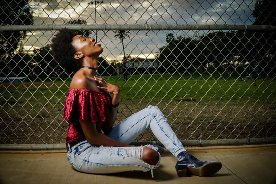 Velvet Body Suit :  A'GACI   Jeans: Forever 21  Boots: Target  Photo Credit:  @Brigelleh  (IG)
