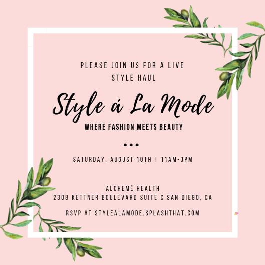 Style a La Mode Flyer.png