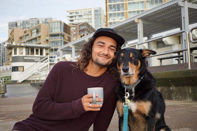 Friday - Bring your dog to Newy Beach day.. all pups welcome 😊 🐶 . . . #thekiosk #thekiosknewcastlebeach #newcastle #mynewcastle #newy #newycoffee #newyeast #eastend #hellonewyeast #newylife #newybeach #newcastlebeach #redhot #beach #coffee