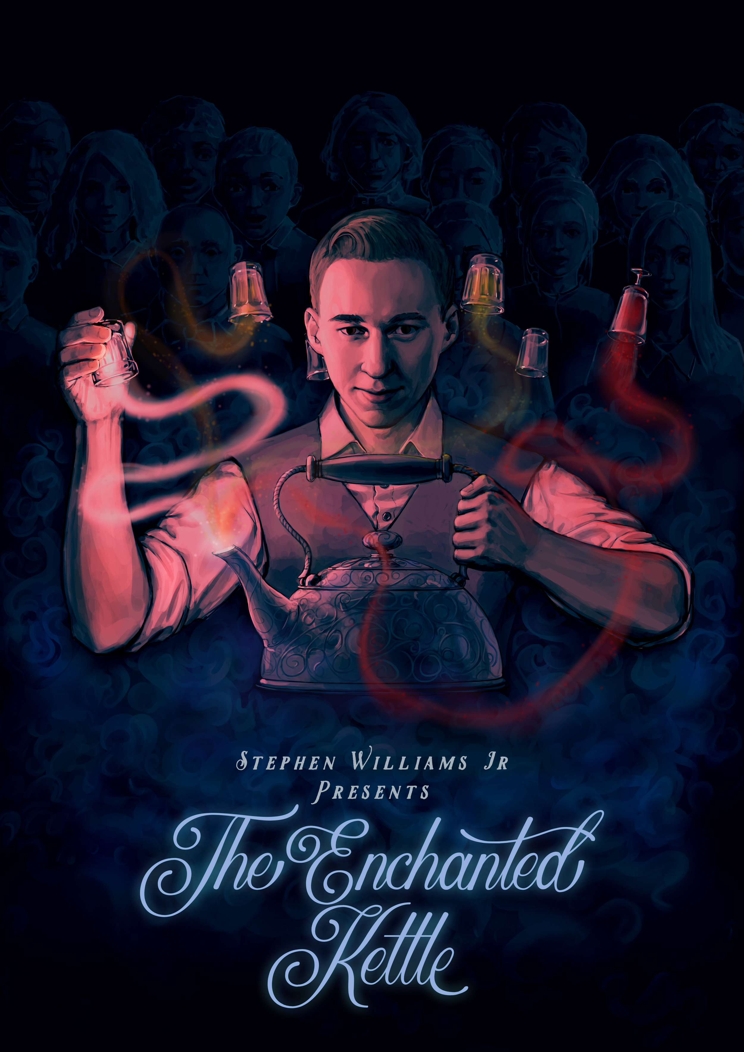 The Enchanted Kettle