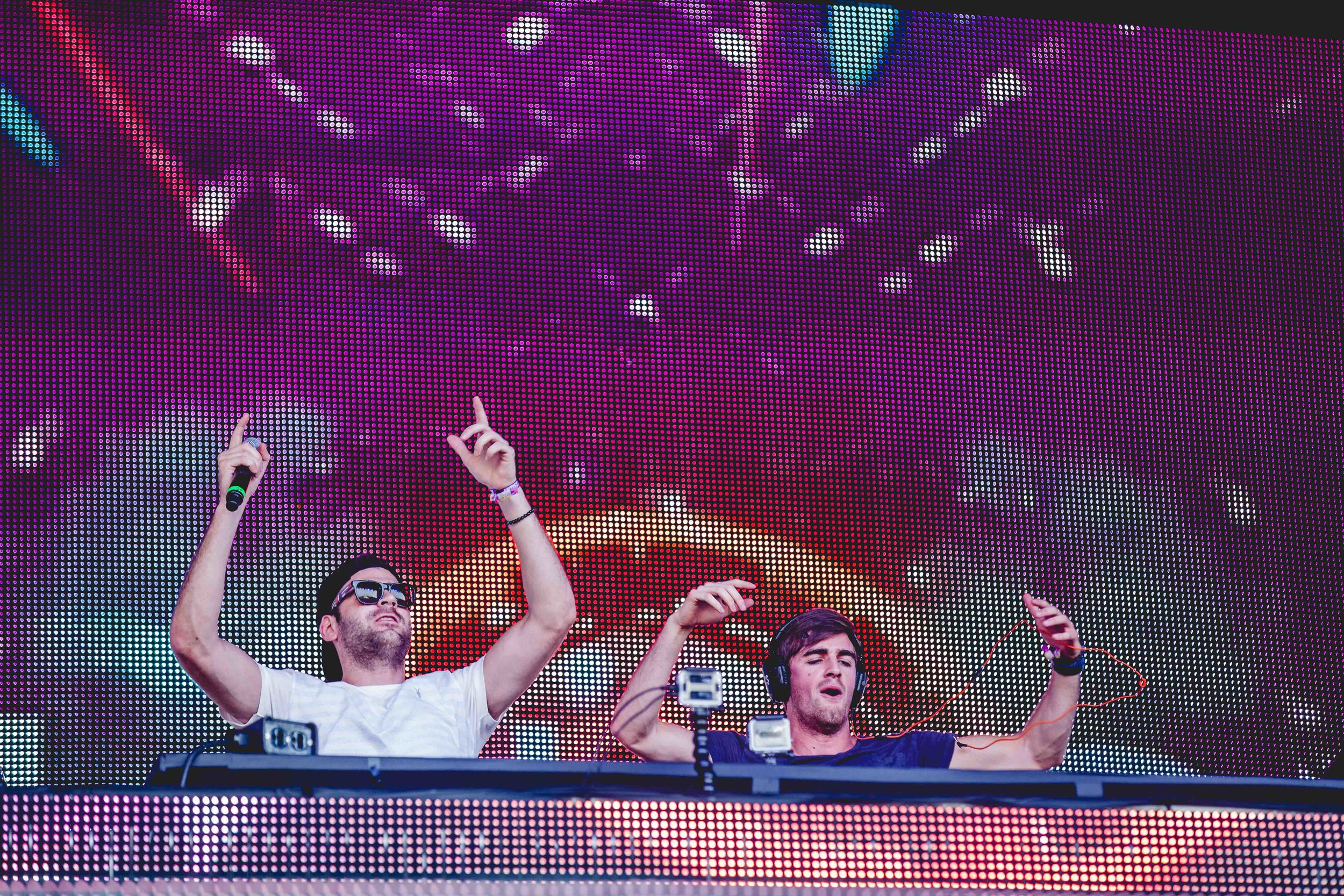 The Chainsmokers (Sunset Music Festival 2014)