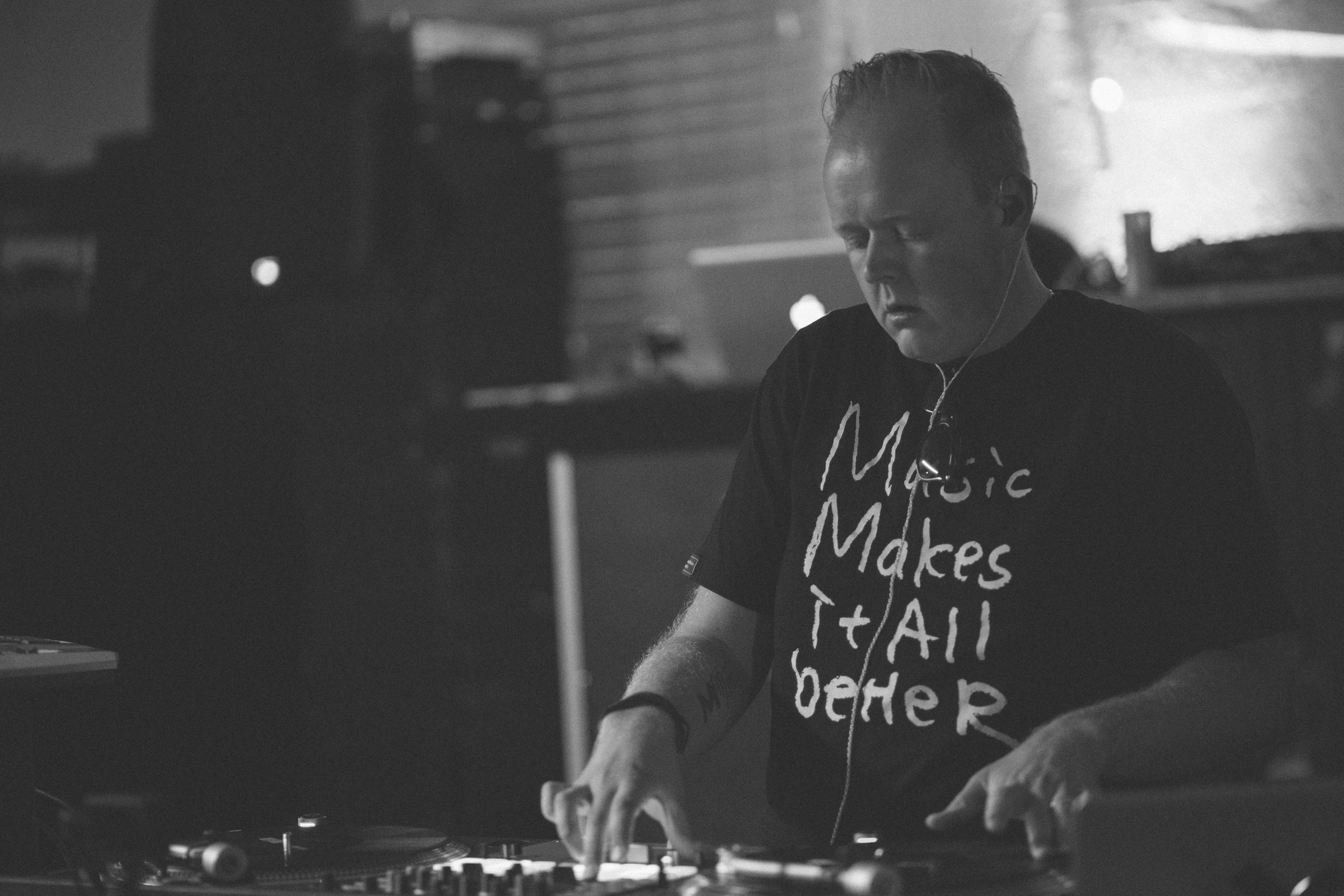 DJ Trayze @ Scratch Academy Miami