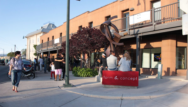 Form & Concept Gallery, Santa Fe NM