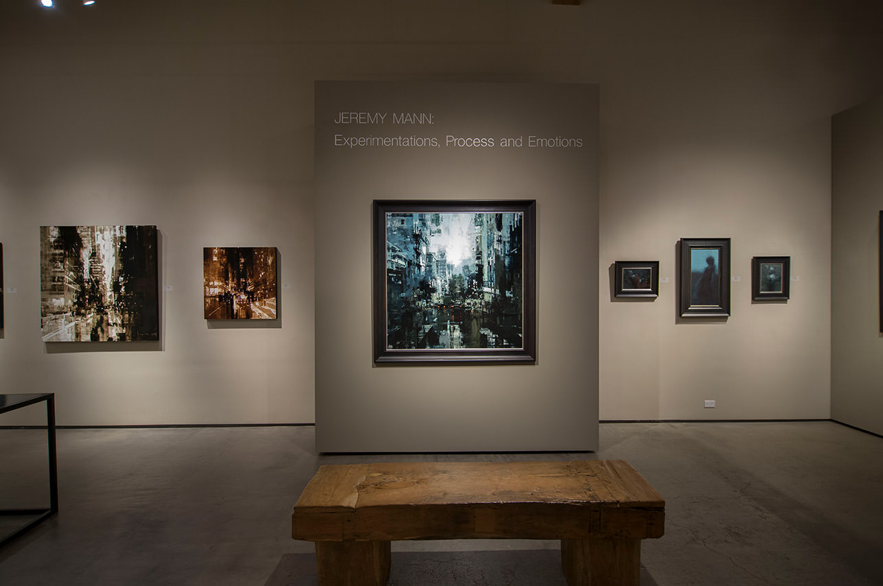 Exhibition Installation, photo by EVOKE Contemporary