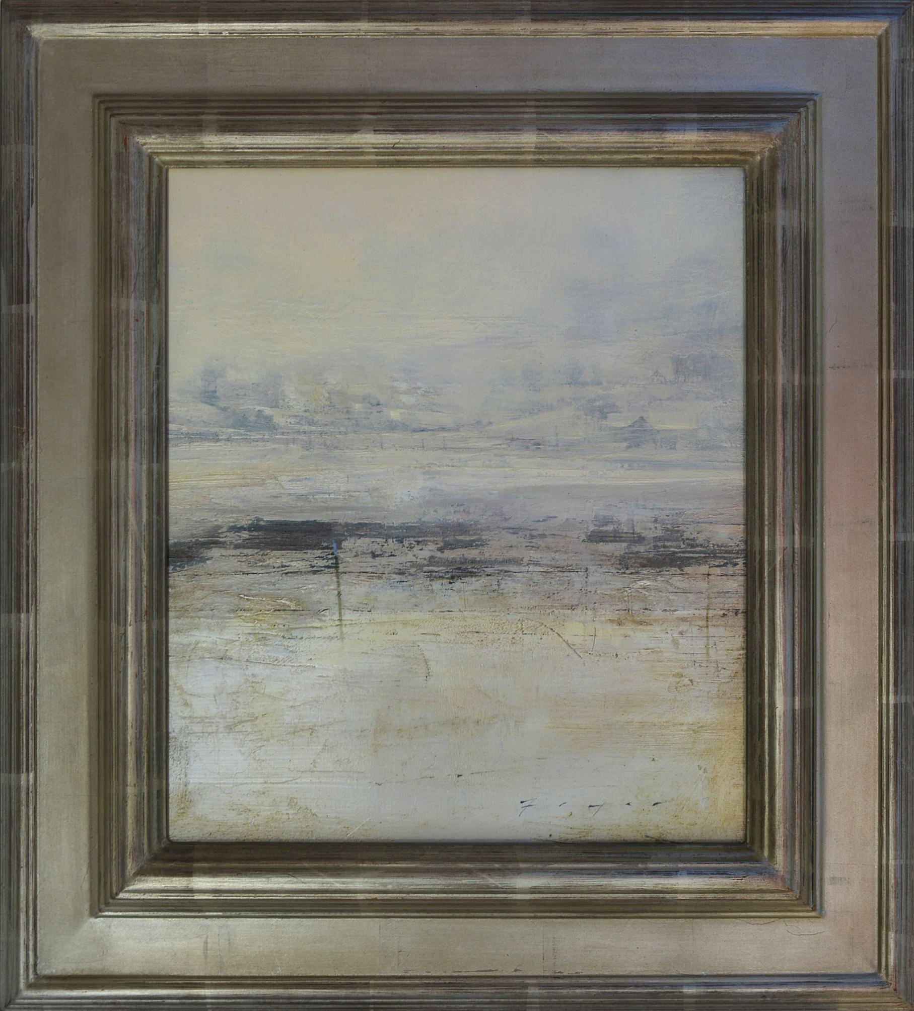Douglas Fryer, New Snow ,oil, 14 x 12 in.
