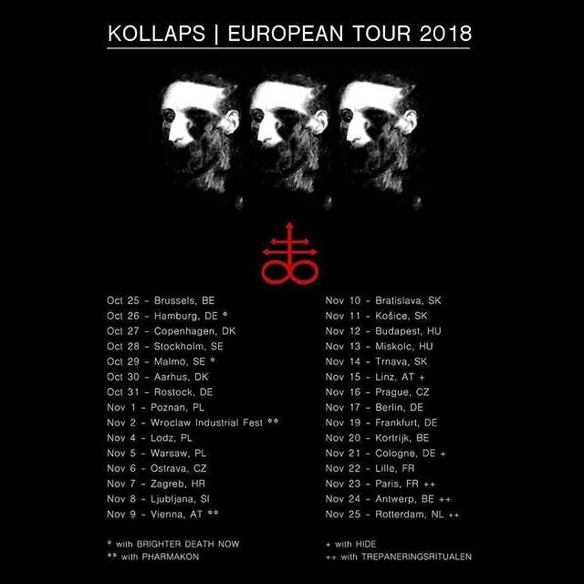 Show 1 tonight of a month through Europe doing sound for @kollaps . . . . . #livesound