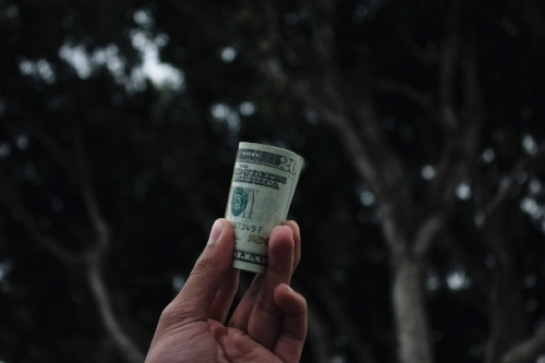 5 Ways to Save Money - roll