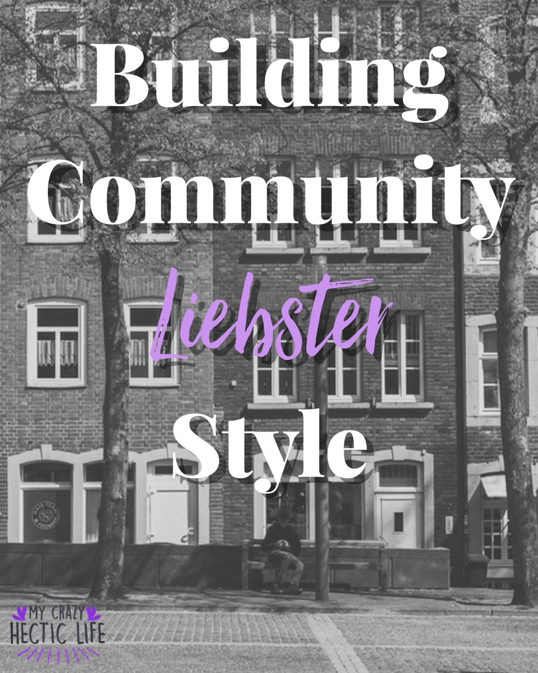 Liebster Award: Building Community - Pin