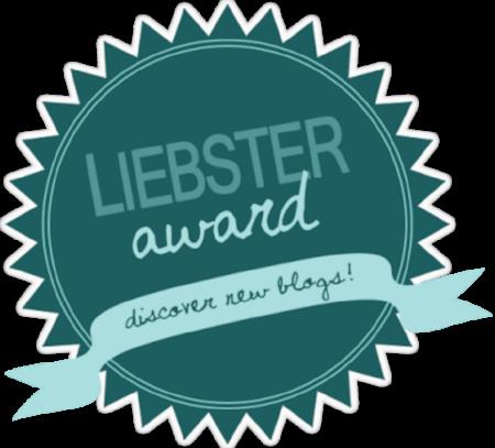 Liebster Award: Building Community - Award