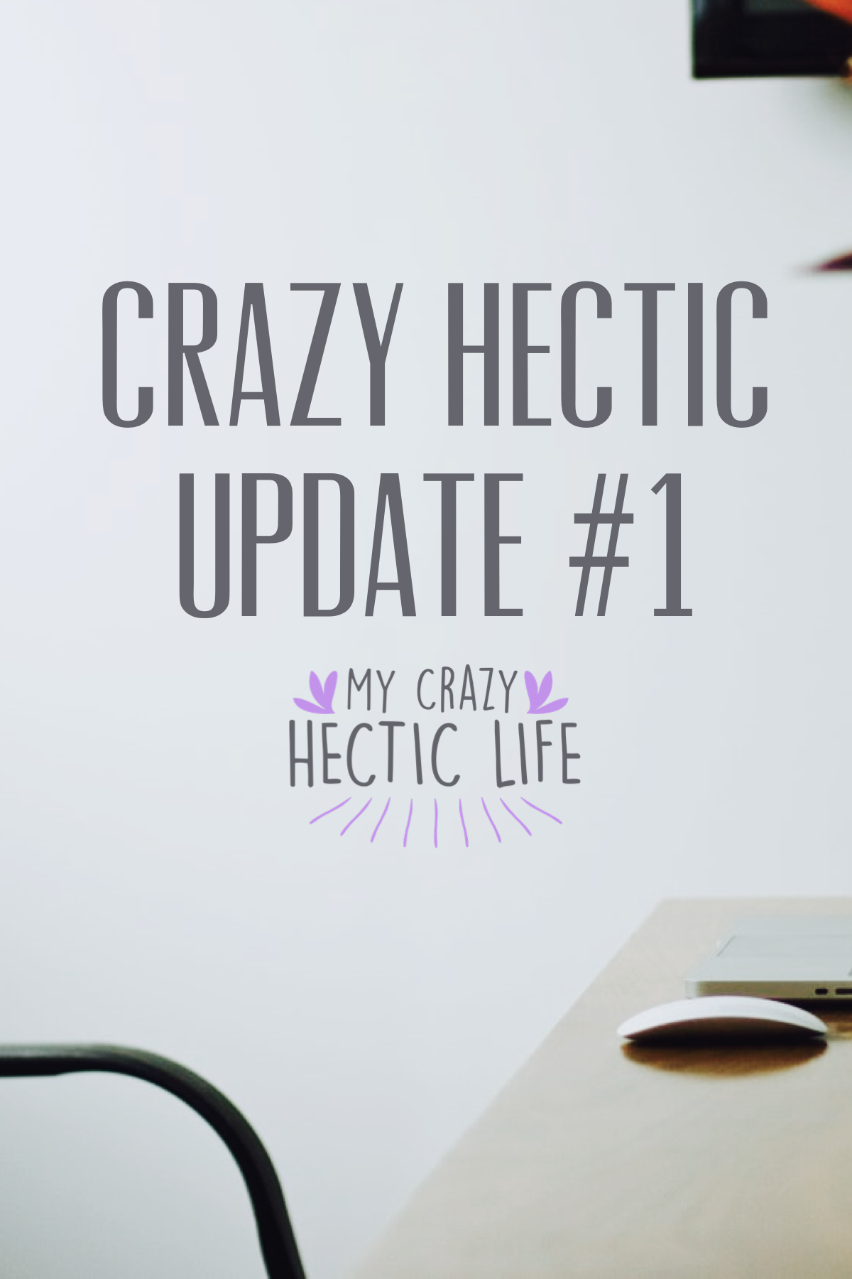 Crazy Hectic Update #1