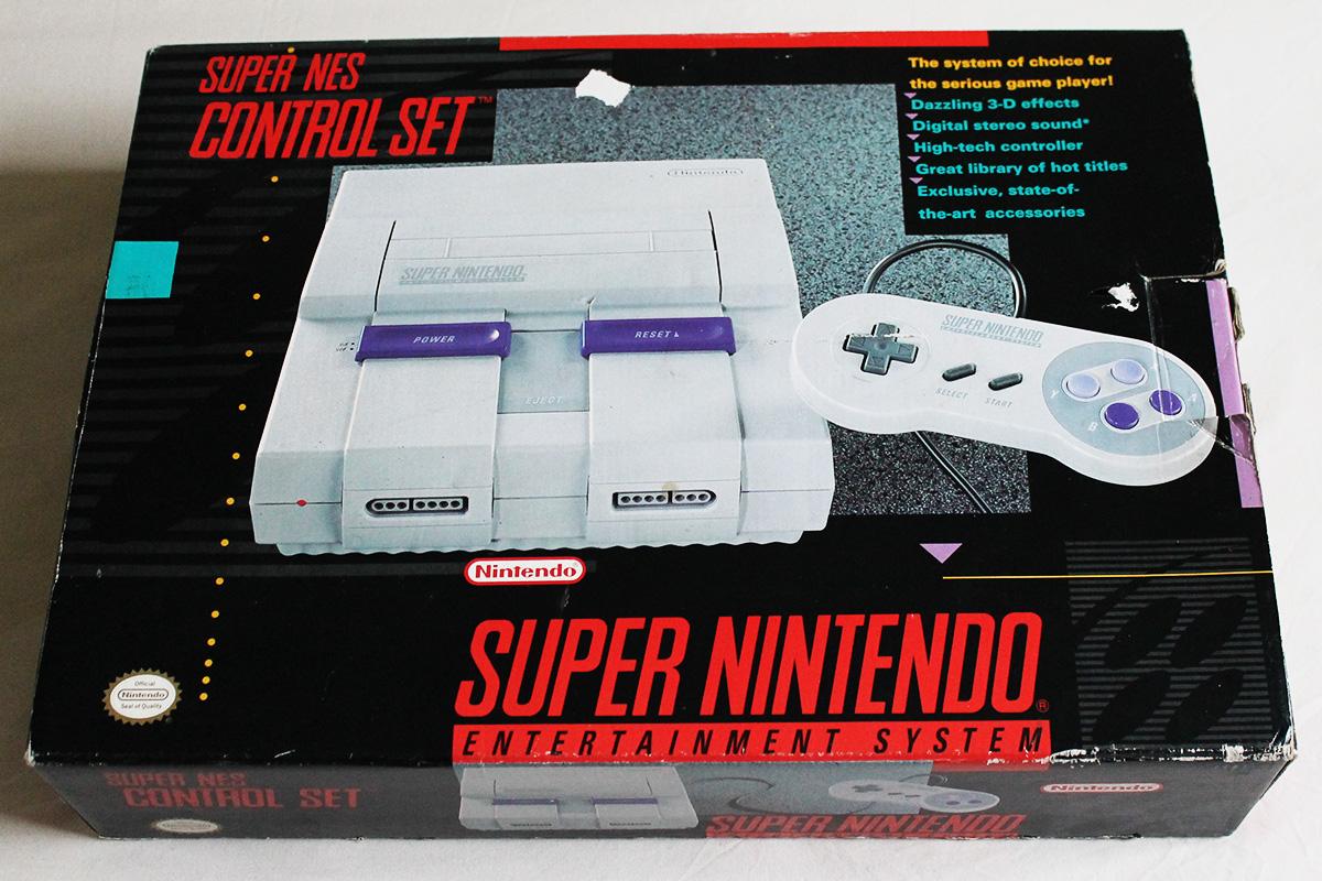 """It could come in a mini """"control set"""" box..."""