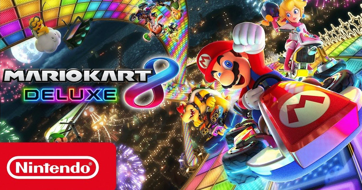 Extended content (DLC) will take Mario Kart 8 to new heights with online connectivity.