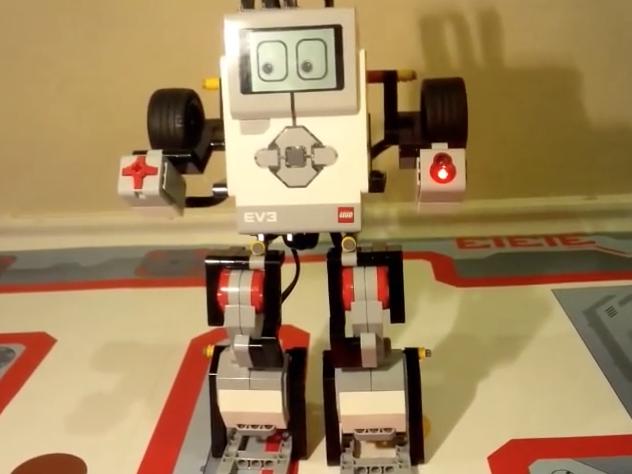 Robotics 101 - Dancing Robots