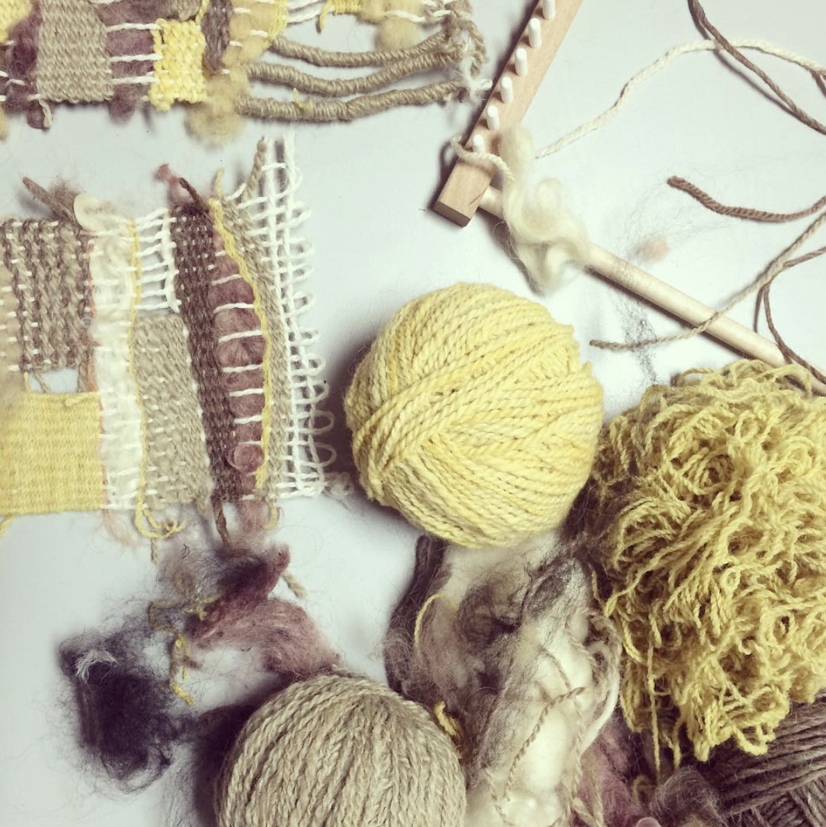 fiberhouse collective weaving workshop
