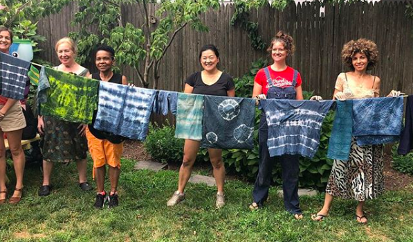 fiberhouse collective indigo workshop