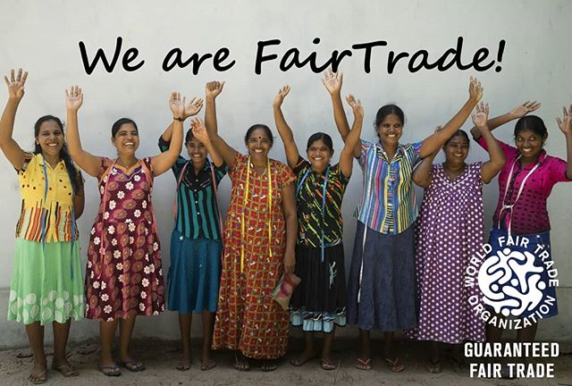Yayyyy, we are Fair Trade! We are so excited that this week, Rice & Carry officially became a guaranteed member of @wtfo_fairtrade.  All our products are made according to Fair Trade principles, putting the local community and environment first.  Today is also World Fair Trade Day – and we offer 10% on all our products in our store in Arugam Bay today and tomorrow! Come and celebrate with us!  #fairtrade#wftoguarantee#wftoasia#FairTradeInnovates#worldfairtradeday#arugambay#srilanka#purchasewithpurpose#consciousconsumer#slowfashion#madeinsrilanka#socialenterprise#womenempowerment#upcycling