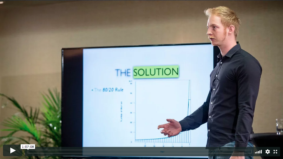 The 80/20 Solution to Seductive Success