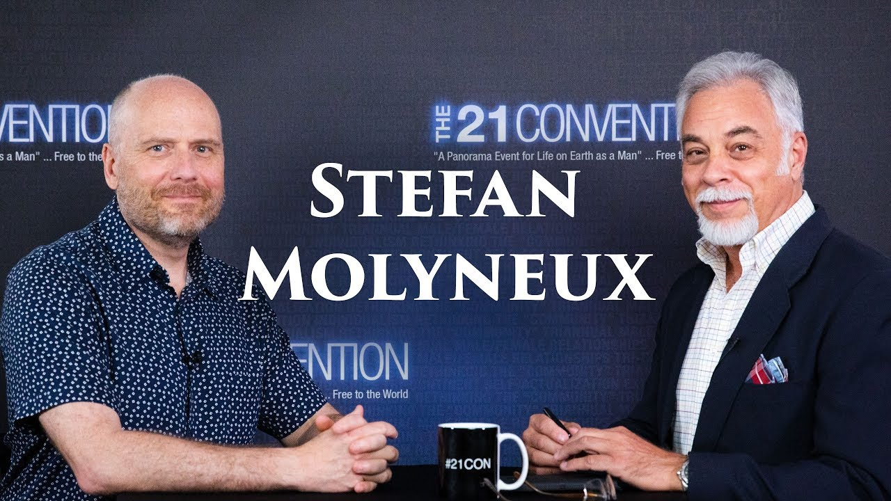 Stefan Molyneux - Stefan Molyneux is the founder and host of Freedomain Radio, the largest and most popular philosophical show in the world. With more than 3,500 podcasts, 10 books and 250 million downloads, Stefan has spread the cause of liberty and philosophy to listeners throughout the world.