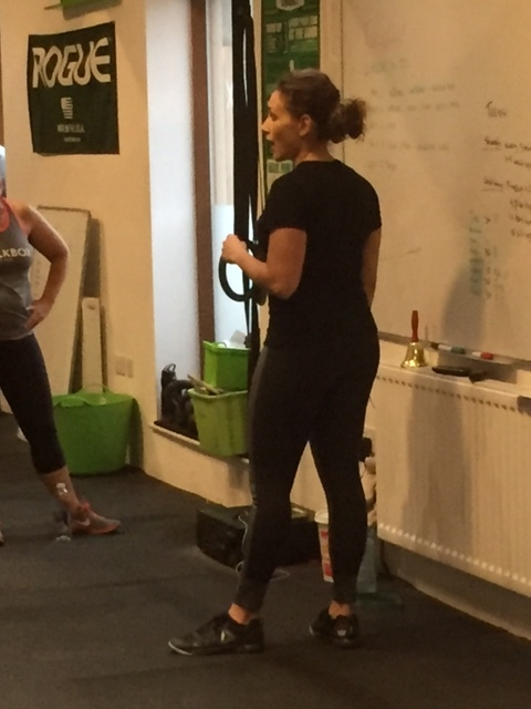 ChalkBox is a CrossFit gym located in Sevenoaks