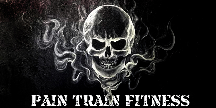 The Pain Train at ChalkBox Halloween Workout