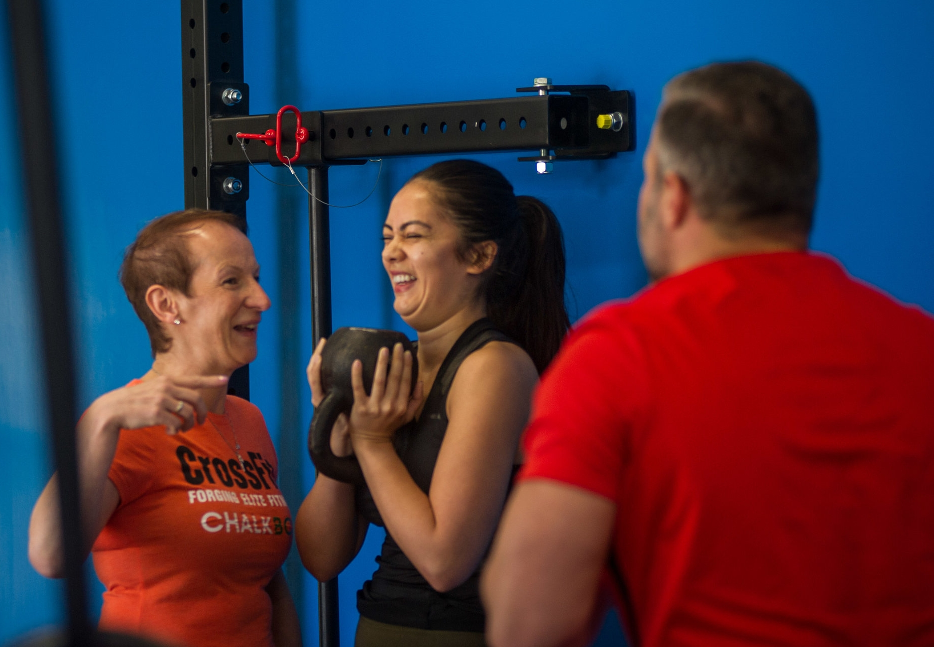 When you join you don't just join a gym, you join ChalkBox! - Book your free taster here.