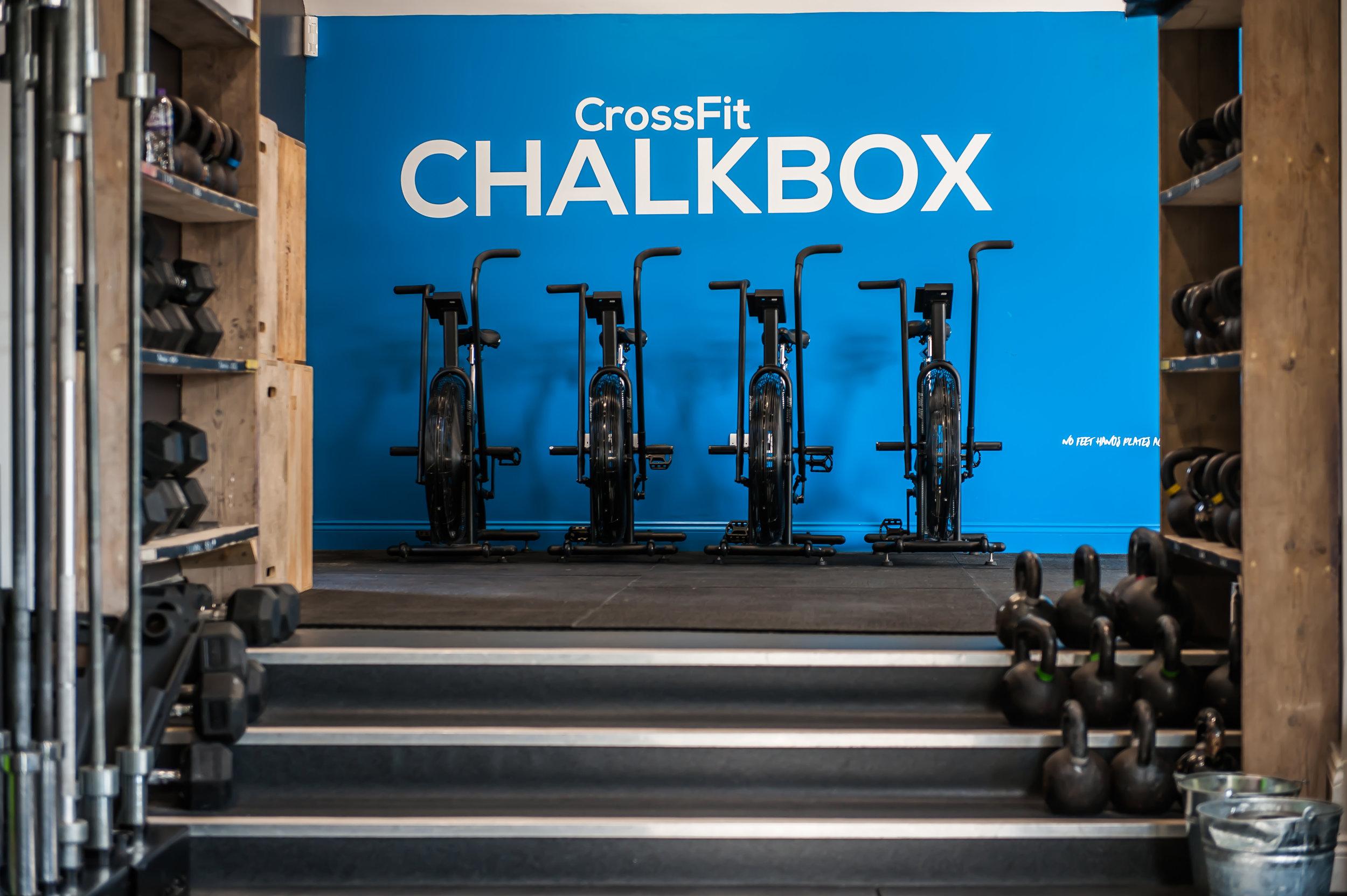 Top of the range gym in Sevenoaks, Borough Green, Kent.