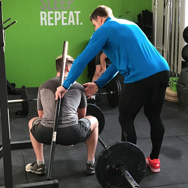 Move better.... - At ChalkBox we will have four weeks of intense mobility in every session starting on August 29th