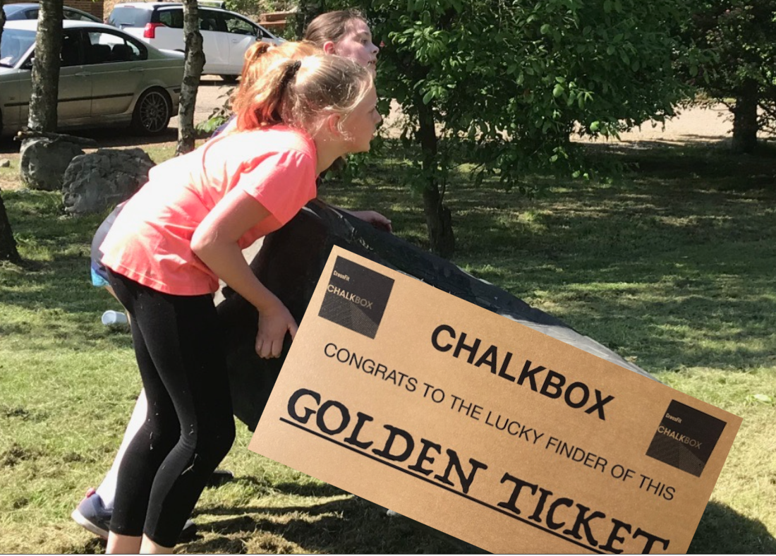 Who finds the Golden Ticket?