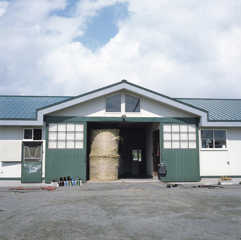 Paca Paca Farm, Hidaka, Hokkaido, Japan, 2017.