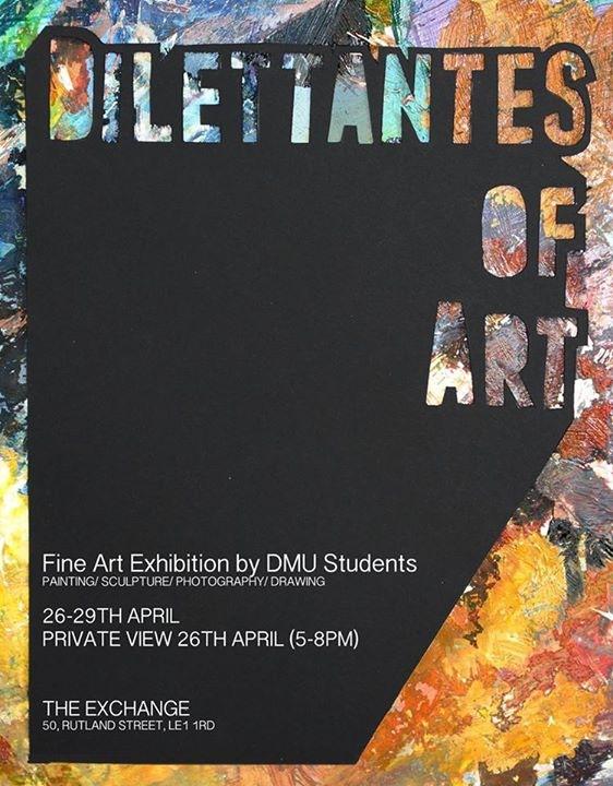 - DILETTANTES OF ART [2015]