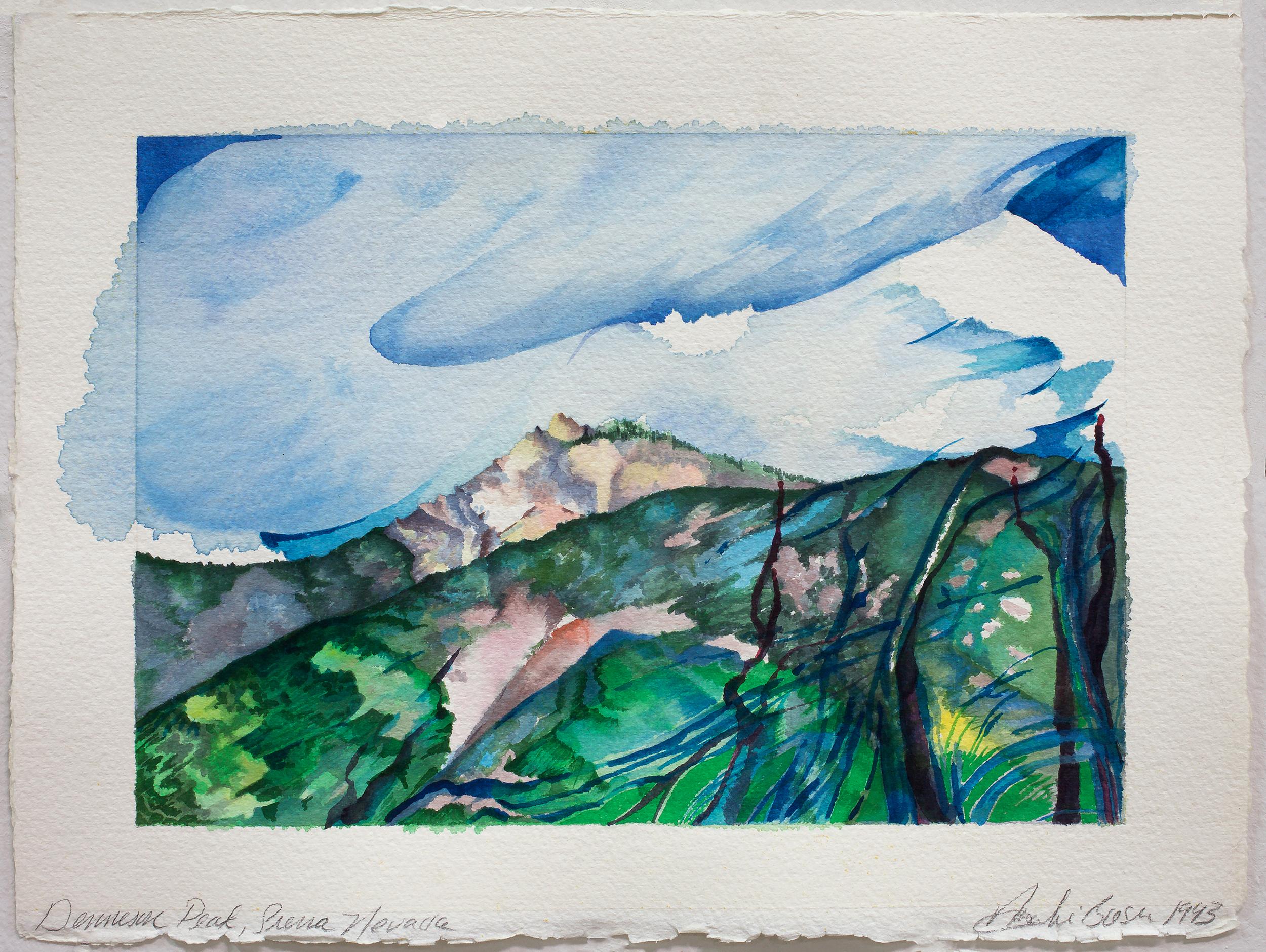 Dennisin Peak