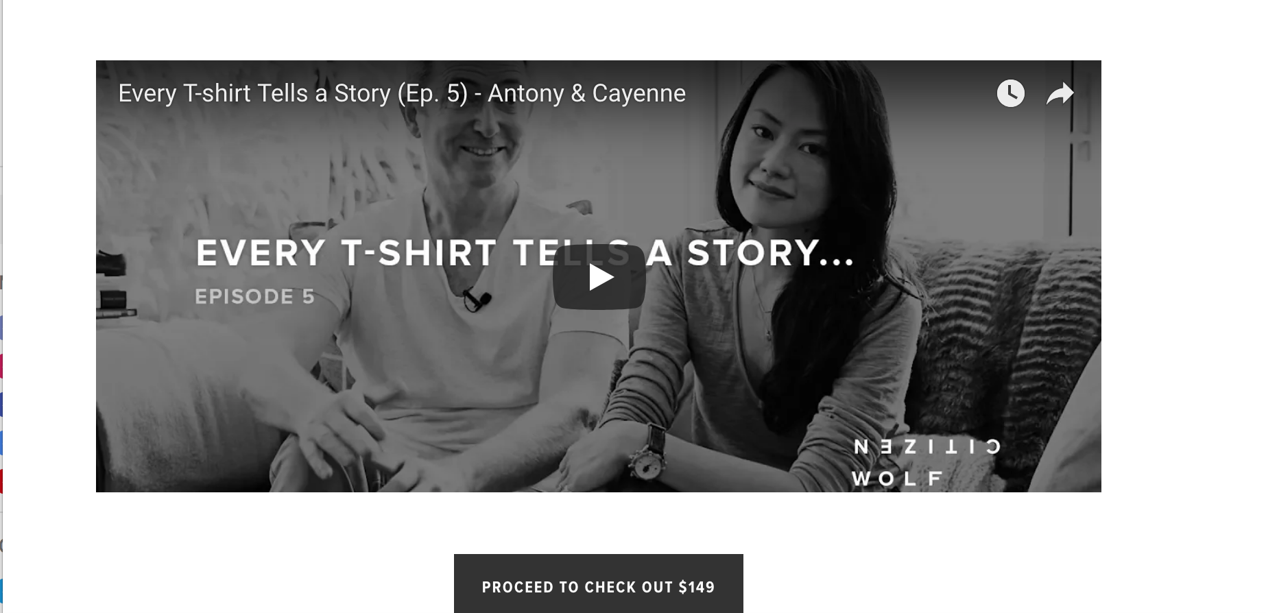 shopify CRO with video social proof