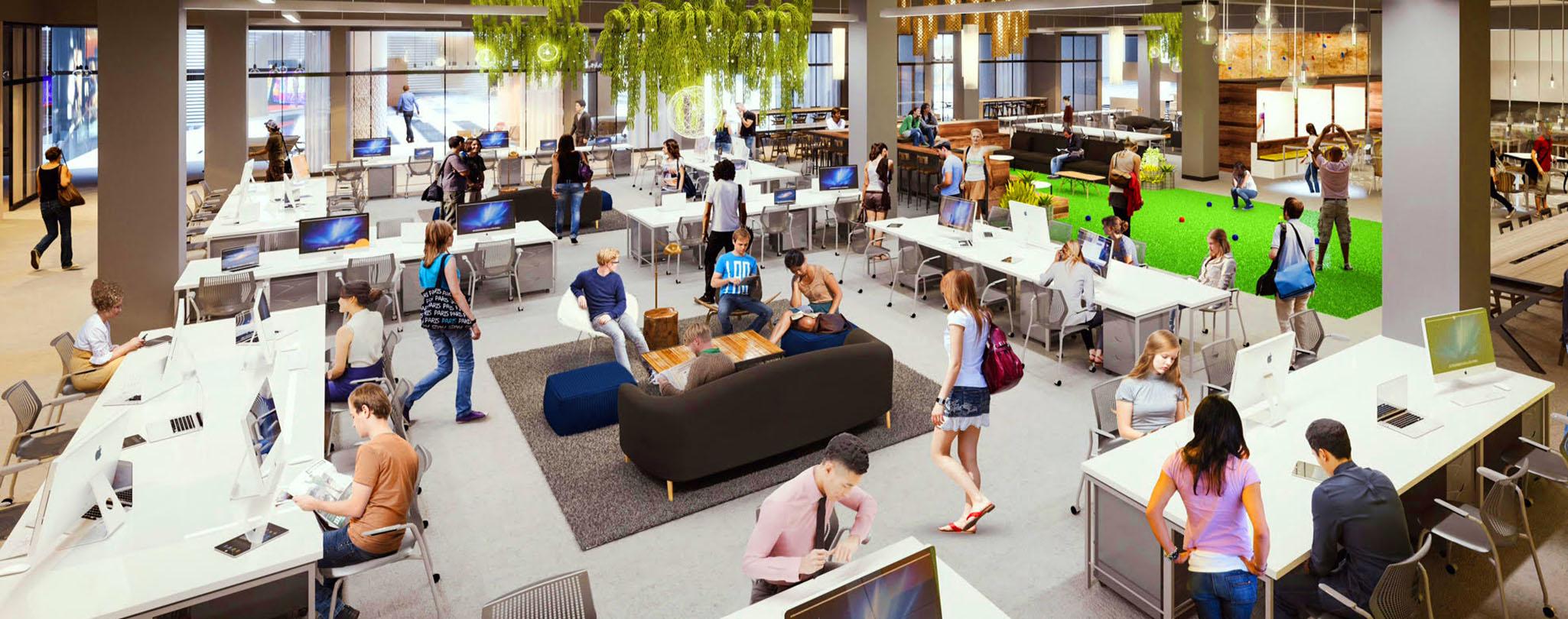 iotspot smart workspace platform
