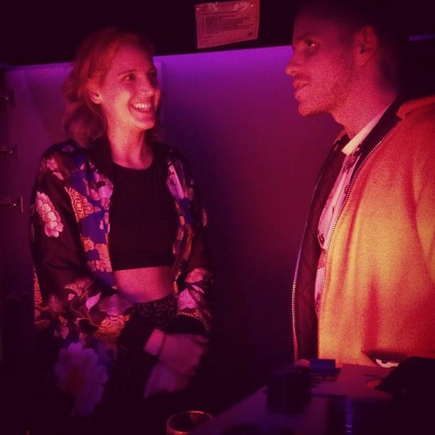 Happy @msmrsounds. Hoe zou je zelf zijn met zo'n geniaal album? #msmrgent  (at Club 69)