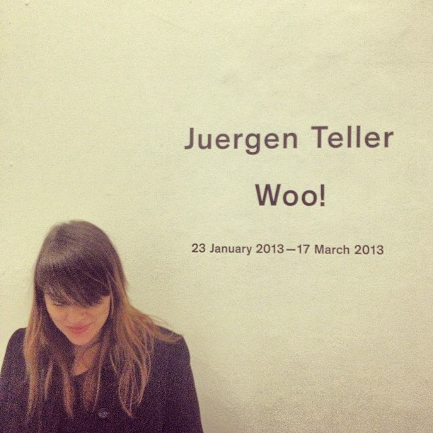 Woo! (at Institute of Contemporary Arts)