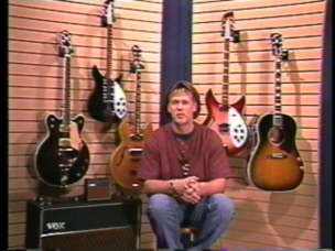 """Here, Rob Taylor discusses what he acknowledges as """"just a small sample of the plethora of guitars the Beatles used"""" yet, considers these guitars the most essential ones in capturing authentic Beatles' sounds as well as that classic Beatles' look."""