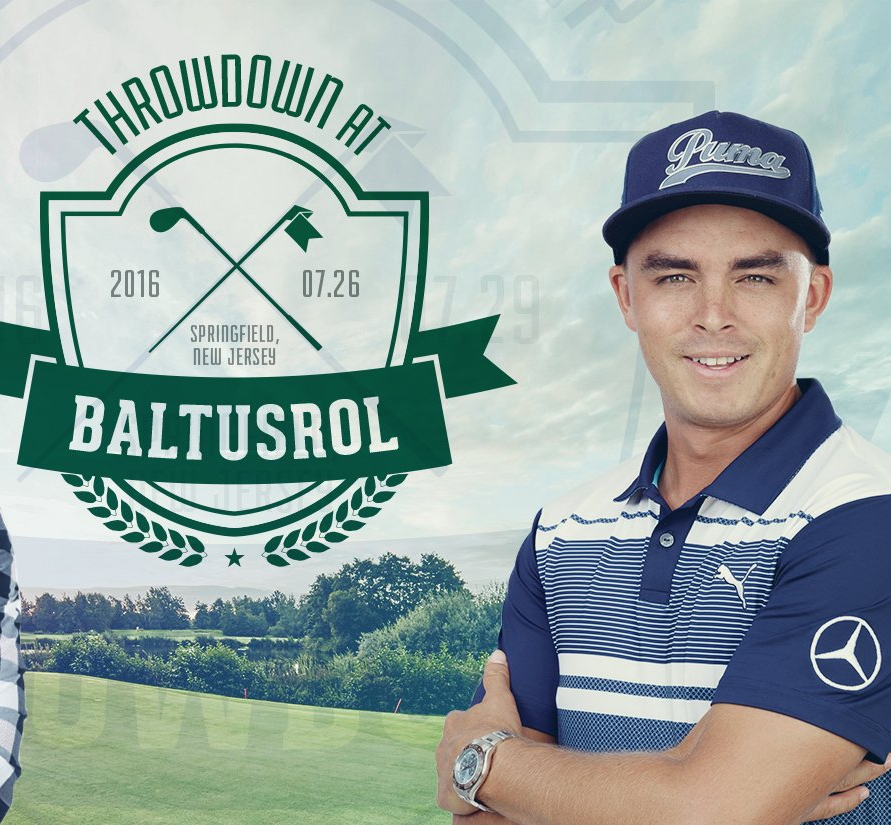PGA Throwdown  Video Content | Live Event
