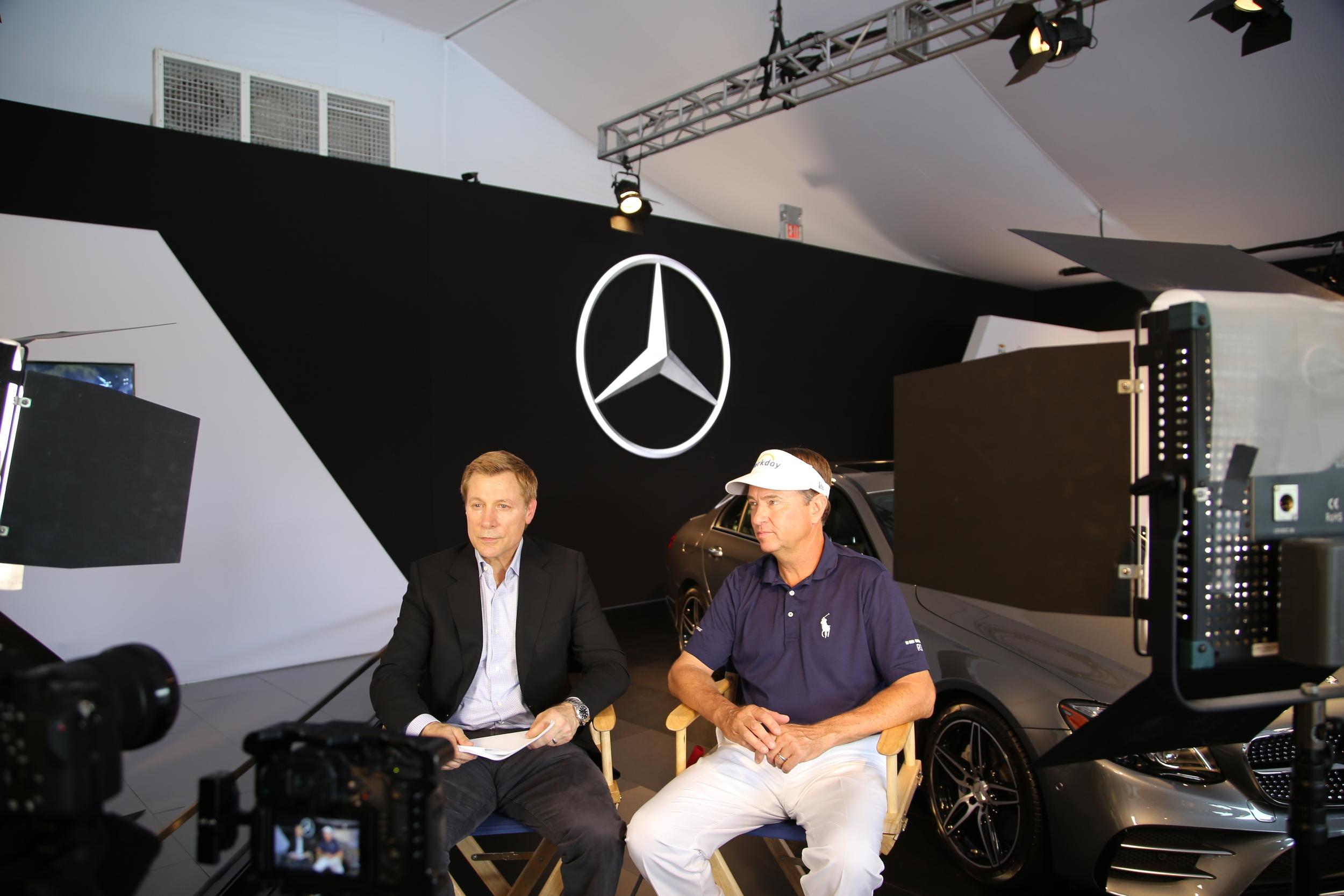 PGA Behind the Scenes