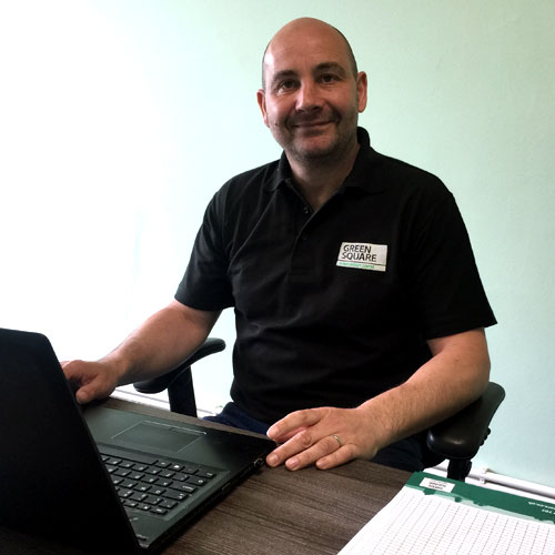 JOHN BIRD Director, Green Square Stokenchurch