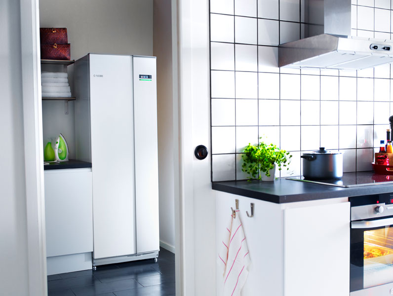 NIBE Ground & Air Source Heat Pumps – a rock solid investment for the future