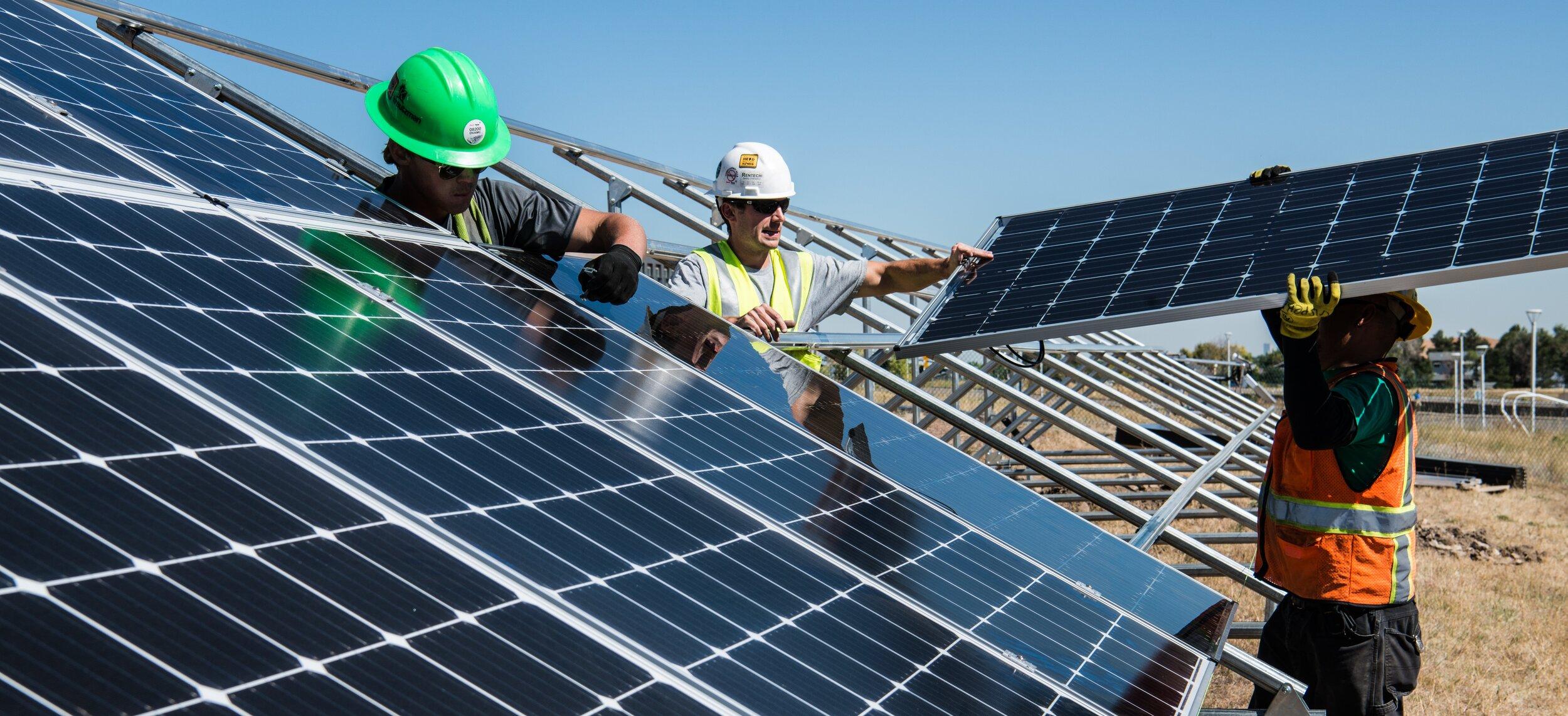 Environment Renewable Energy Blog Green Square