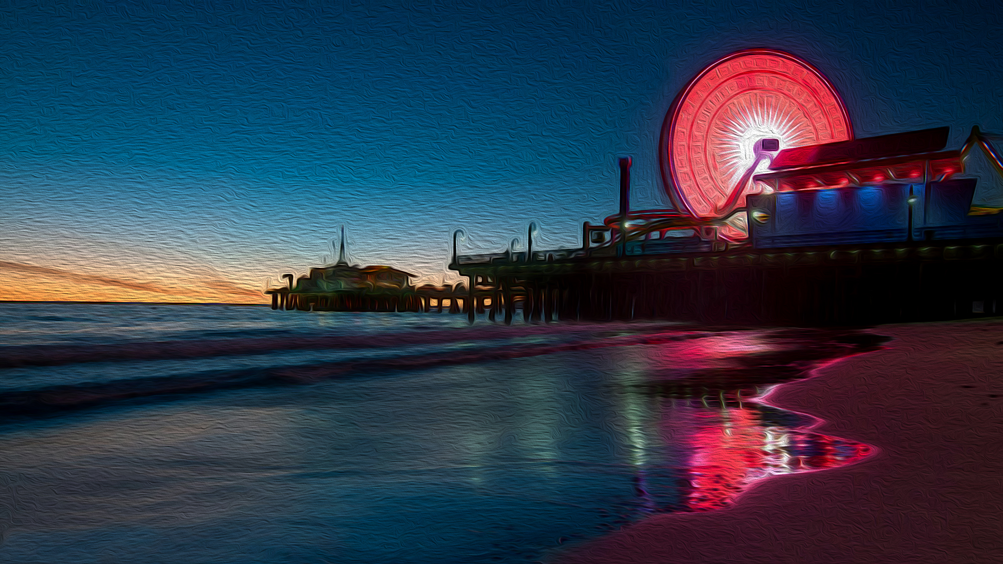 Santa Monica Summer Mission Project 2014
