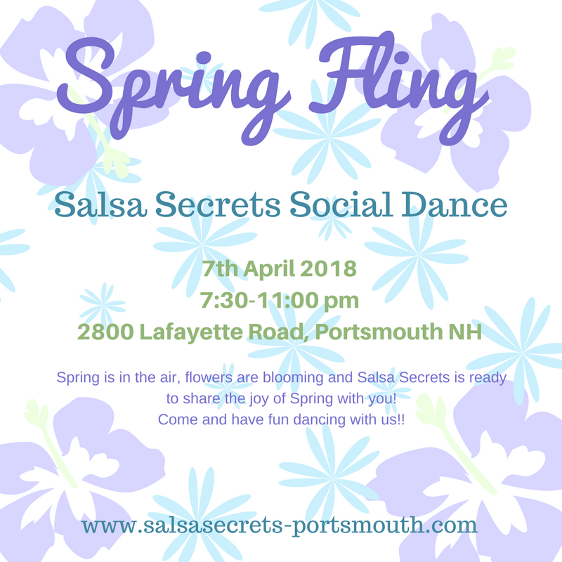 salsa social adult dance portsmouth nh