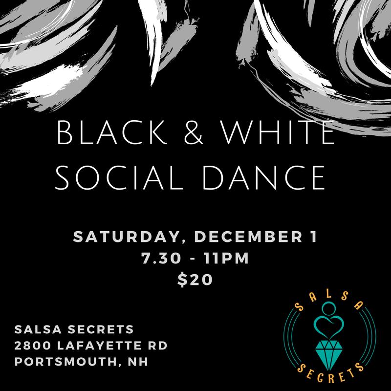 salsa secrets social dance portsmouth nh